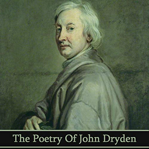 The Poetry of John Dryden cover art