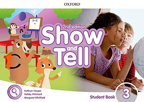 Show and Tell 3 - Student Book Pk 2Edition