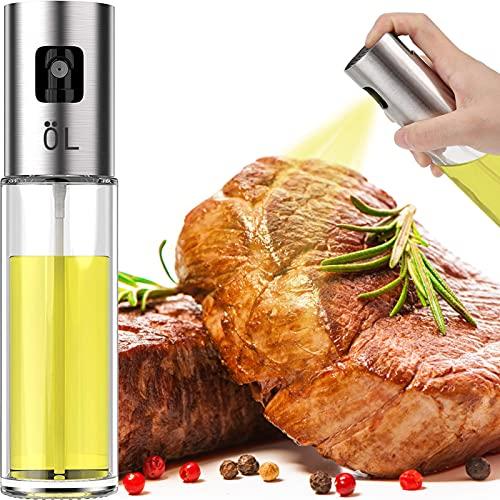 LAO XUE Oil Sprayer Cooking, Olive Oil Pump Sprayer, Kitchen Oil Sprayer for BBQ, Salad, Roasting, Frying