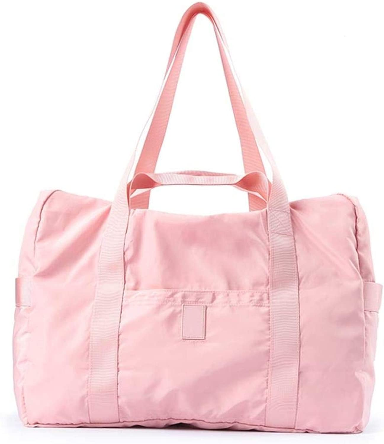 Women's Tote Large Capacity Canvas Portable Travel for Weekends and Business Trips, Short Trips, Long Trips