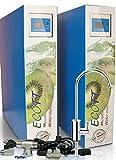 TermofonulicaRV Depuración Agua de microfiltración multiestadio V.1.5 con Sistema UV 11 W, Kit instalación y Grifo 1 vía incluidos