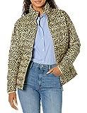 Amazon Essentials Lightweight Water-Resistant Packable Puffer Jacket Down-Alternative-Outerwear-Coats, Animal, S