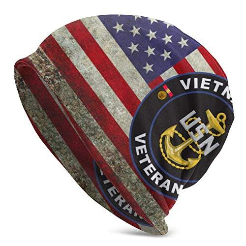 shenguang United States Navy Vietnam Ära Veteran Amerikanische Flagge Unisex...