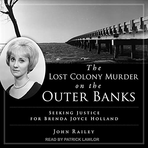 『The Lost Colony Murder on the Outer Banks』のカバーアート