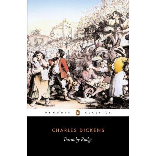 Barnaby Rudge cover art