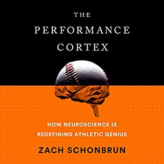 The Performance Cortex audiobook cover art