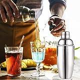Zoom IMG-2 kit barman shaker cocktail set