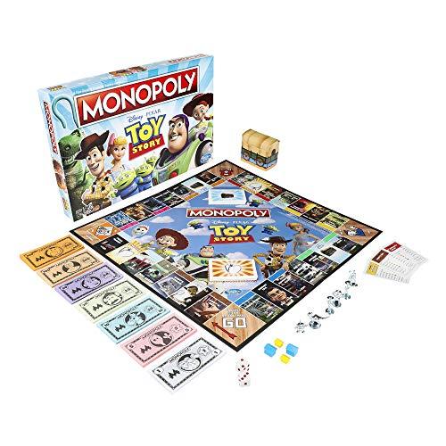 Monopoly: Histoire de Jouets (Toy Story) - 1