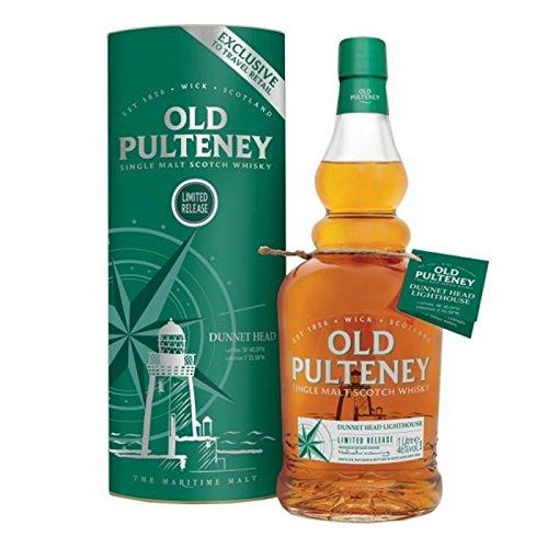 Old Pulteney Dunnet Head 1Liter 46%