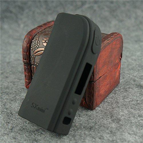Silicone Case for Yihi SXmini M Class Cover Skin SX Mini Sleeve Wrap Skin Shield (Black)