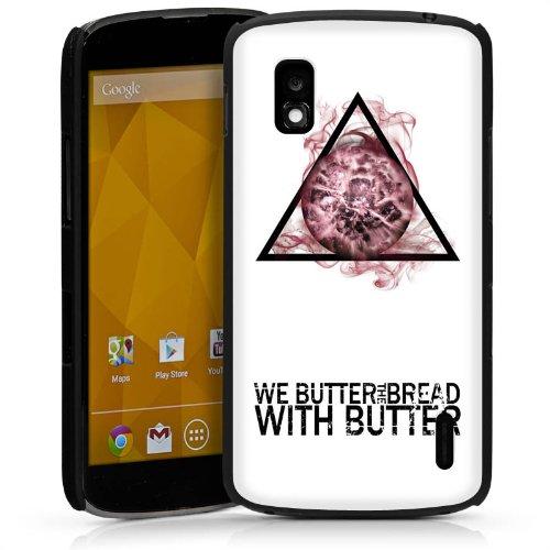 DeinDesign Google Nexus 4 Hülle Schutz Hard Case Cover We Butter The Bread With Butter Fanartikel Merchandise Apocalypse