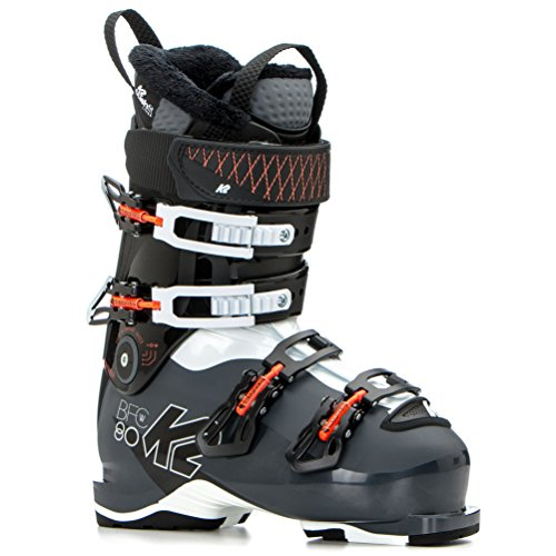 K2 Skis Damen Bfc W 80 Skischuhe, Mehrfarbig, 23.5 (37 EU)