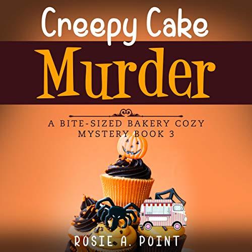 Creepy Cake Murder cover art