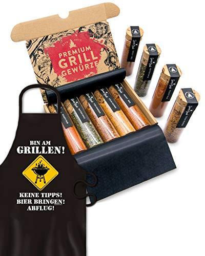 HAFTSTEIG BBQ Grill Gewürze &...