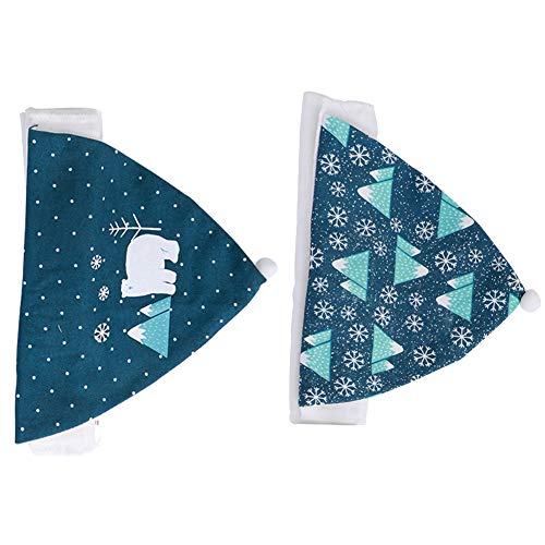Toalla de espalda para bebé, Toalla de gasa para bebé, Transparente de absorción rápida del sudor para sudoración casera(Polar bear)