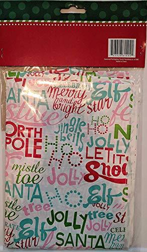Giant / Jumbo Christmas Gift Bag 60 x 72