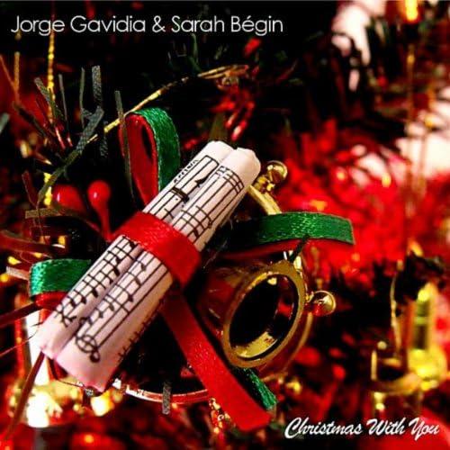 Jorge Gavidia & Sarah Begin