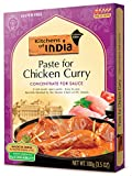 Kitchens Of India Paste, Chicken Curry, 3.5-Ounces (Pack of 6)