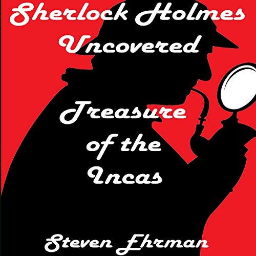 Treasure of the Incas audiobook cover art