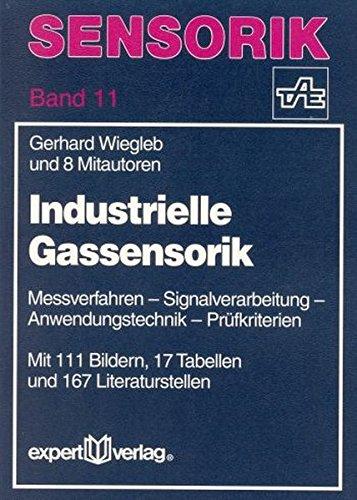 Industrielle Gassensorik: Messverfahren – Signalverarbeitung – Anwendungstechnik – Prüfkriterien