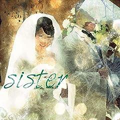 東京フガル「sister」の歌詞を収録したCDジャケット画像