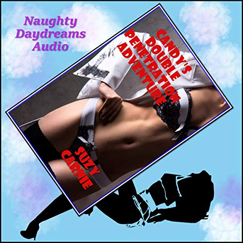 Candy's Double Penetration Adventure (Two Hot Men on Holiday) audiobook cover art