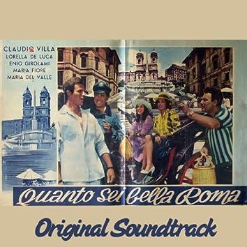 """Canta se la vuoi cantare (Original Soundtrack Theme from """"Quanto sei bella Roma"""")"""