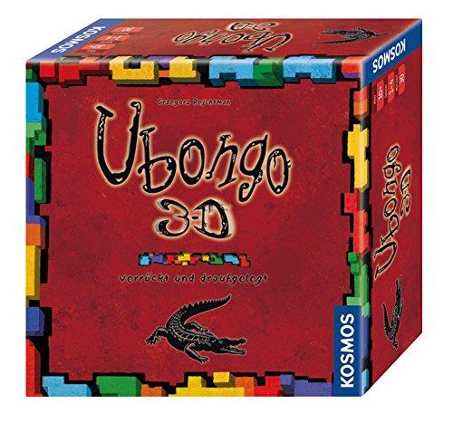 KOSMOS 6908470 Ubongo 3D - Juego de Mesa