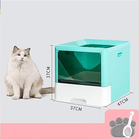 Areneros para Gatos Cubiertos Arenero Gato Arenero Gatos ...