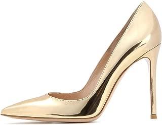 Best metallic gold stilettos Reviews