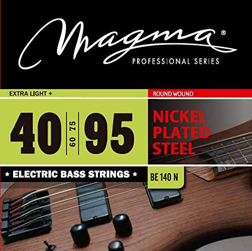 Magma NEW Electric Bass Strings Ranking TOP11 Extra Light - Ro Steel Nickel Plated
