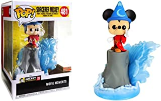 Funko Pop 481 Fantasia Movie Moment Sorcerer Mickey Mouse Figure