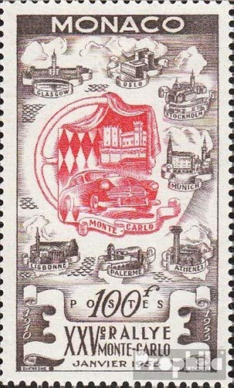 muchas concesiones Prophila Collection Mónaco 496 (Completa.edición.) 1955 Rally Rally Rally (Sellos para los coleccionistas) el tráfico por Cocheretera  Más asequible