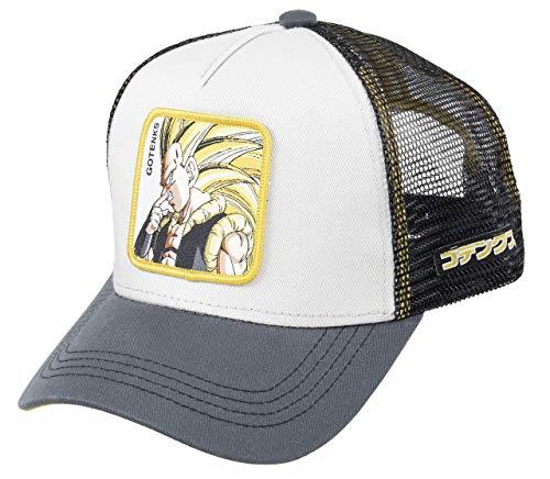 Capslab Gotenks Trucker Cap Dragon Ball Z