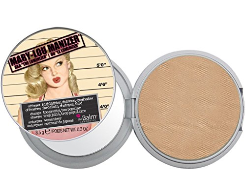 TheBalm Mary Lou manizer Highlighter 100% auténtica
