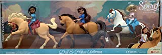 Spirit Riding Free Exclusive 3 Horse Boxed Set - New Look 2019 (New Look)