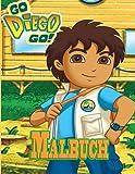 Go,Diego,Go! Malbuch