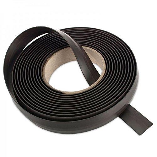 5 Meter Staubsauger Magnetband Magnetstreifen 25 mm, Begrenzungsstreifen, geeignet für alle handelsüblichen Saugroboter, Vorwerk, Miele, Xiaomi usw.