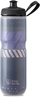 Polar Bottle Sport Insulated Water Bottle - BPA-Free, Sport & Bike Squeeze Bottle with Handle