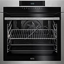 AEG BPE742320M Electric oven 71L A+ Acero inoxidable - Horno (Medio, Electric oven, 71 L, 71 L, 2300 W, 3 shelves)