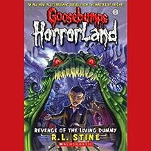 goosebumps horrorland audiobook