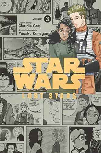 Star Wars Lost Stars, Vol. 3 (manga) (Star Wars Lost Stars (manga), 3)
