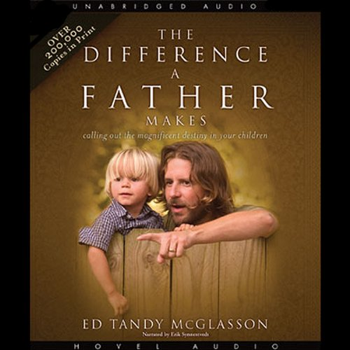 Page de couverture de Difference a Father Makes
