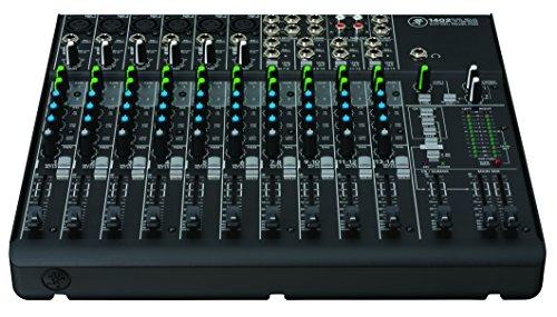 Mackie 1402VLZ4 14channels 20-50000Hz Noir table de mixage audio - Tables de mixage audio (14...