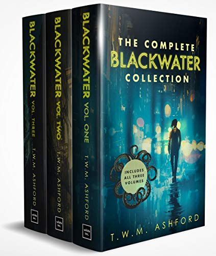 Blackwater: The Complete Collection: (Blackwater Box Set, books 1 - 3) (English Edition)