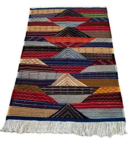 Etnico Arredo Alfombra Kilim Berbero Marruecos Tapiz Oriental África 2207190910
