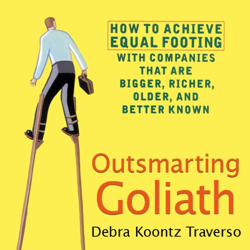 Outsmarting Goliath cover art