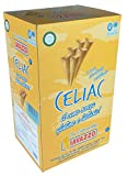 40 conos veganos para helado sin gluten ni lechosa para celuros, wafer Ice Cream gluten free conos para heladerías y monodosis.