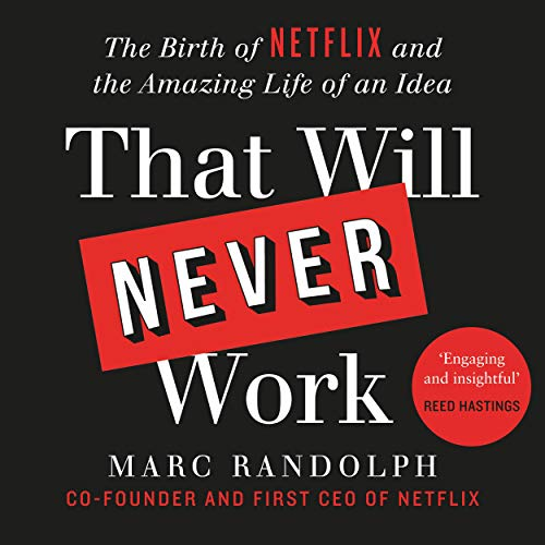 Couverture de That Will Never Work