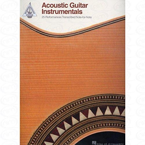 Acoustic Guitar instrumentals - arrangiert für Gitarre - mit Tabulator [Noten/Sheetmusic]